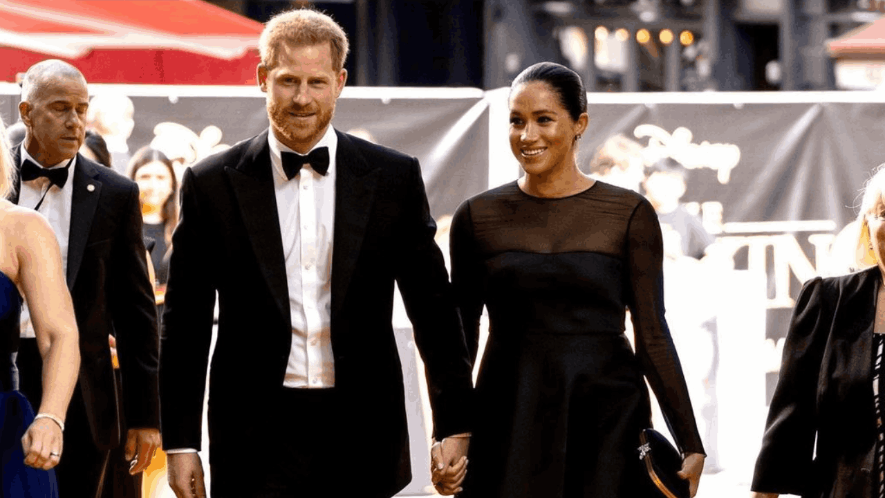 Harry and Meghan rumoured to return to Windsor for Lilibet's christening