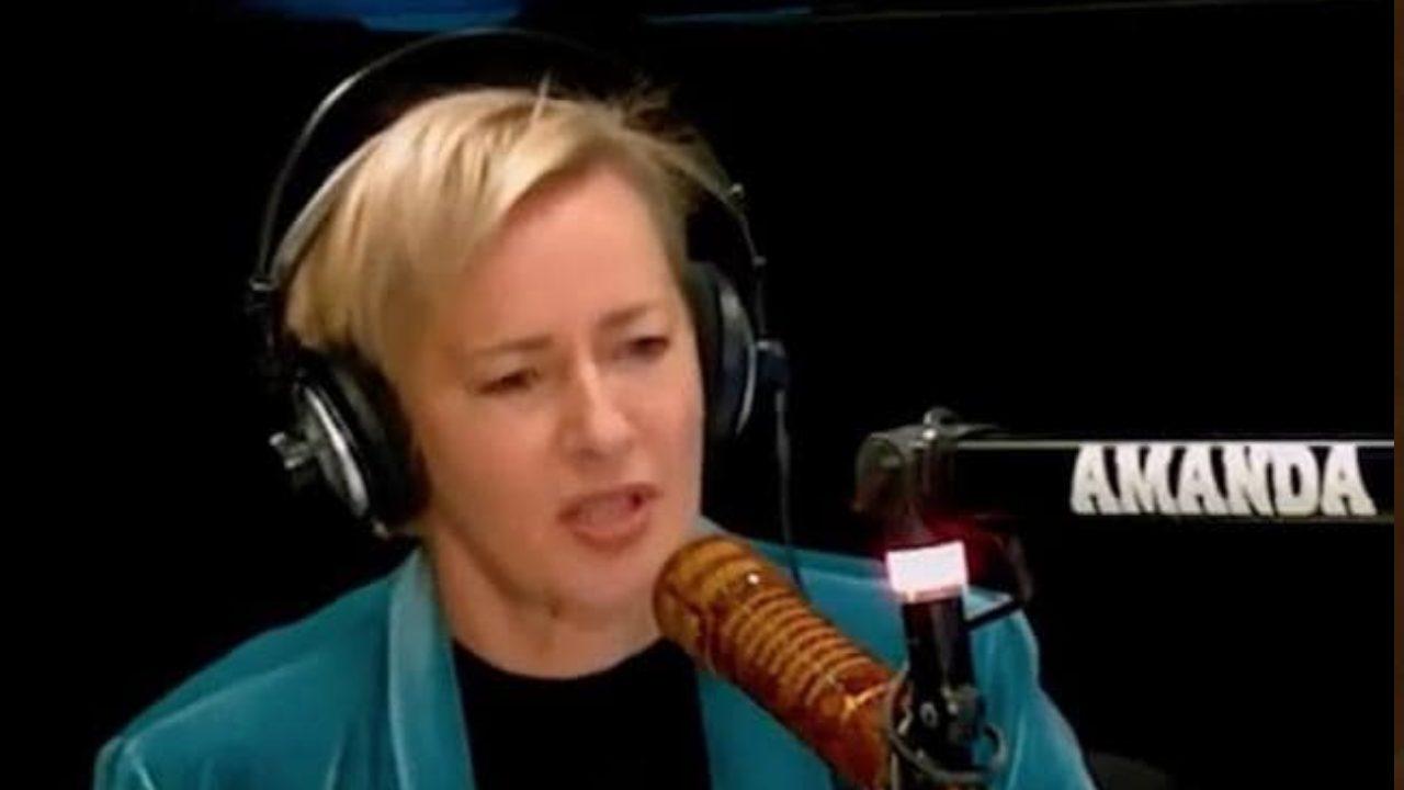 """Look after your neighbours"": Amanda Keller breaks down on air"