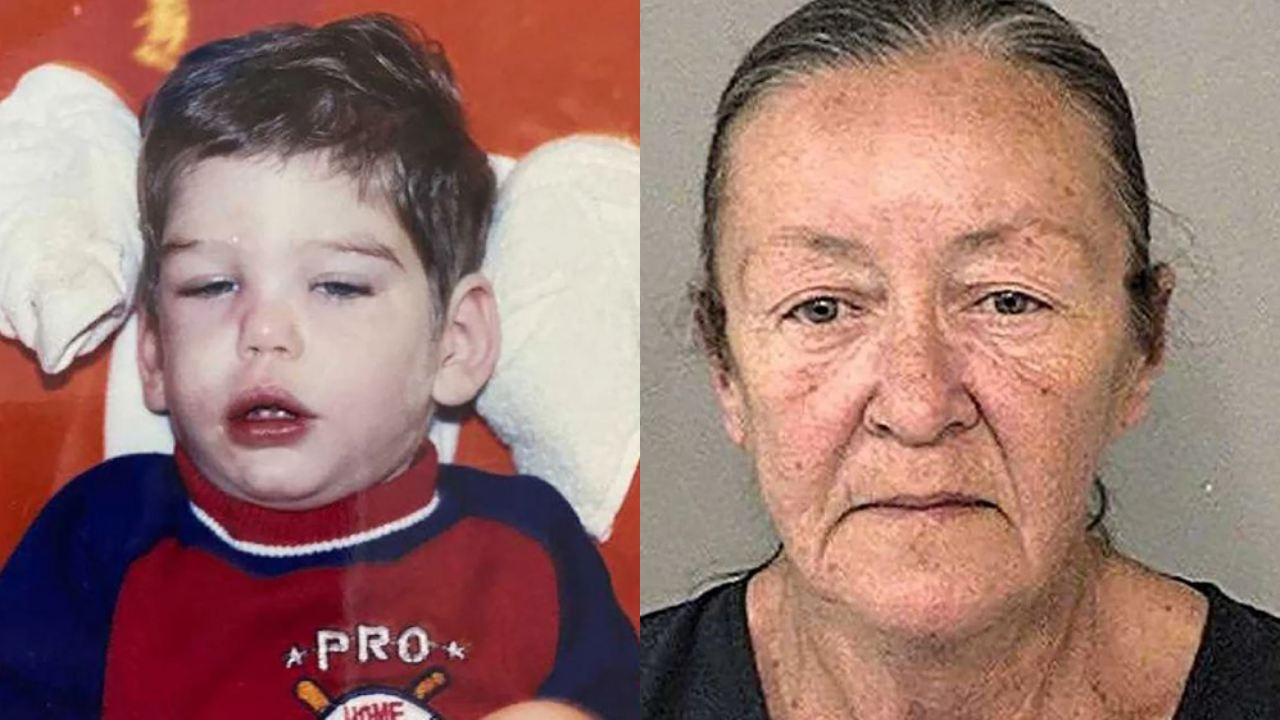 Babysitter charged with murder of baby 35 years later