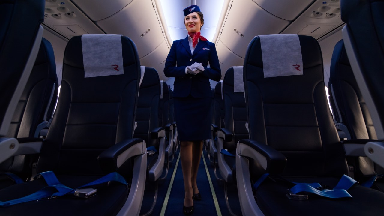 Flight attendant's trick for avoiding unwanted advances on the job