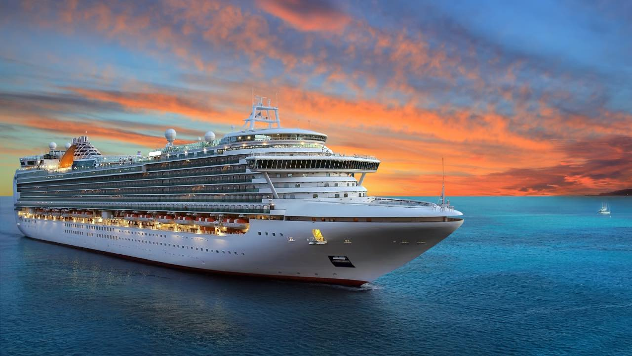 The world's first fully vaccinated cruise sets sail
