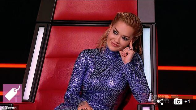 """""""We can all sing, Jess!"""" snaps Rita Ora on The Voice"""