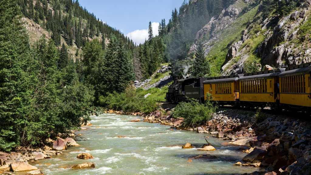 Five reasons why train travel is a winner
