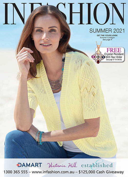 Infashion Catalogue -  Summer in Style 2021