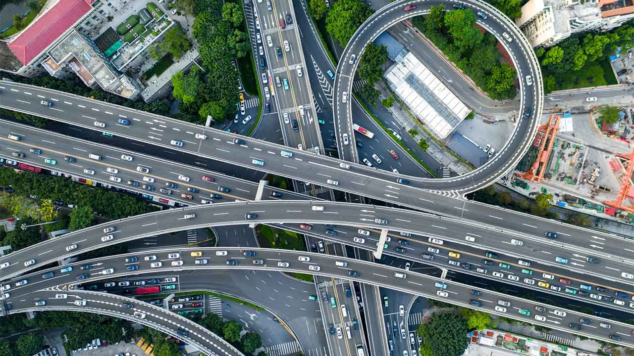 Traffic noise could increase your risk of dementia