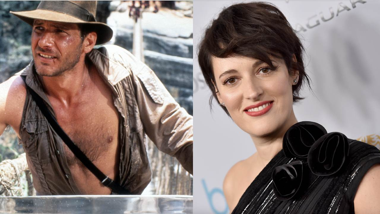 Meet the British woman tipped to replace Indiana Jones