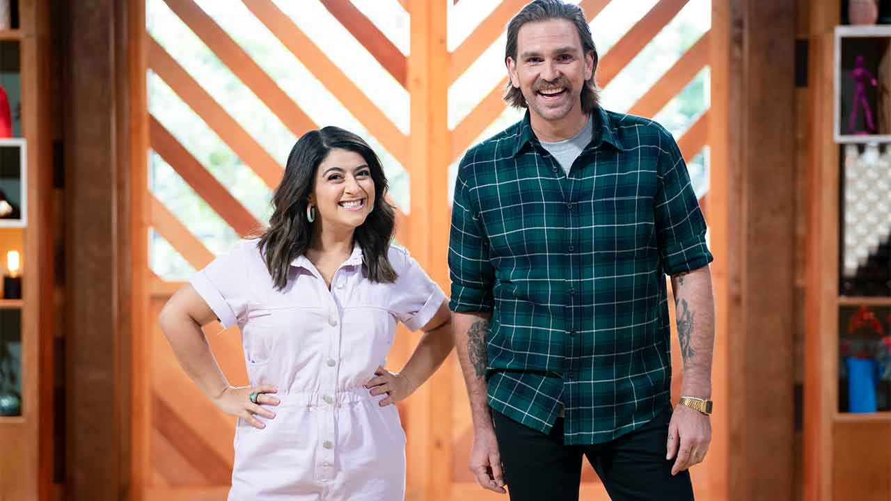 EXCLUSIVE: We chat with the hosts of Making It Australia