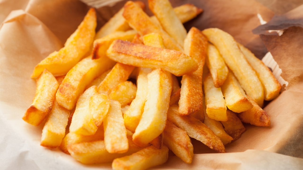 The secret to the Holy Grail of hot chips