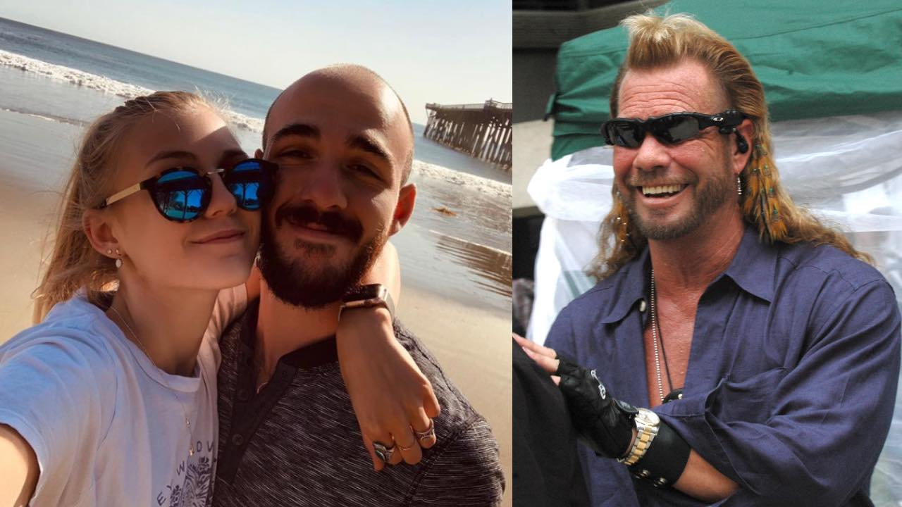 """""""They were here"""": Dog the Bounty Hunter confirms new Laundrie lead"""