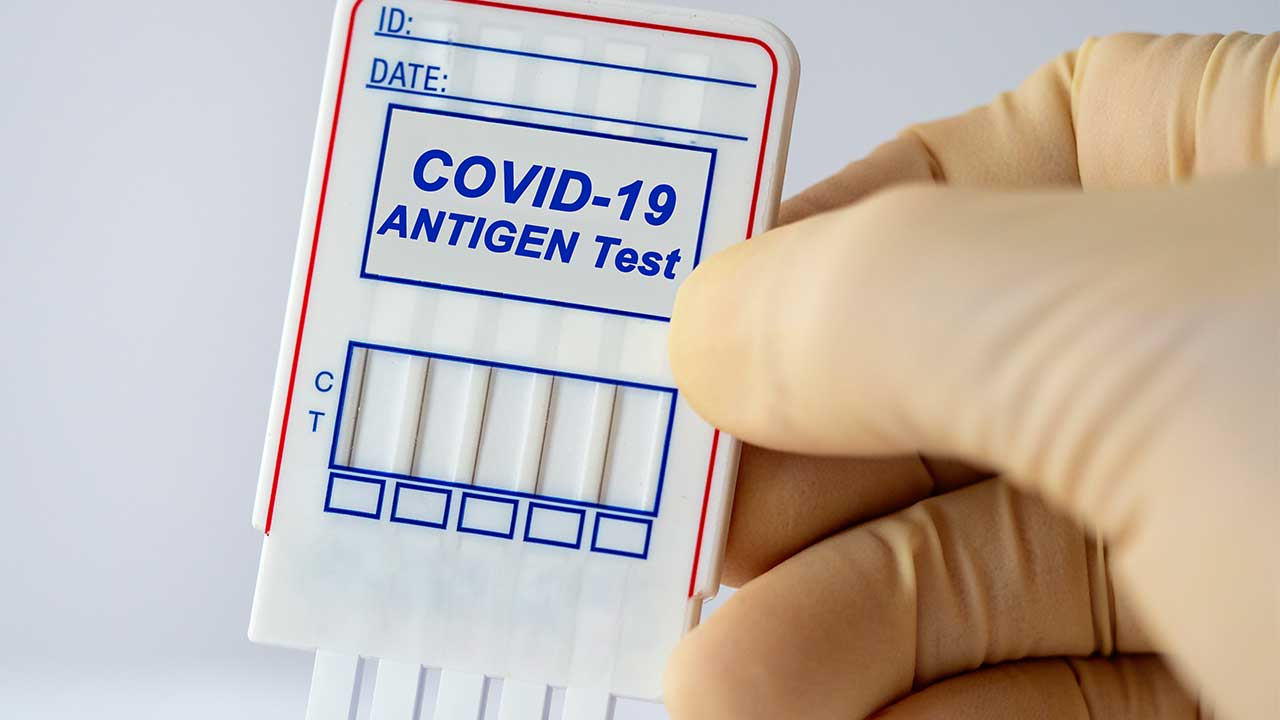Home COVID-19 tests - how do they work?