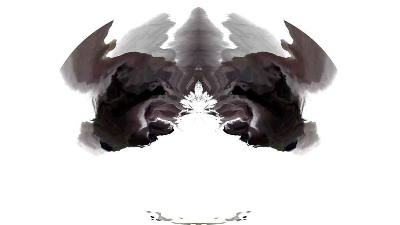 Hermann Rorschach spills the ink