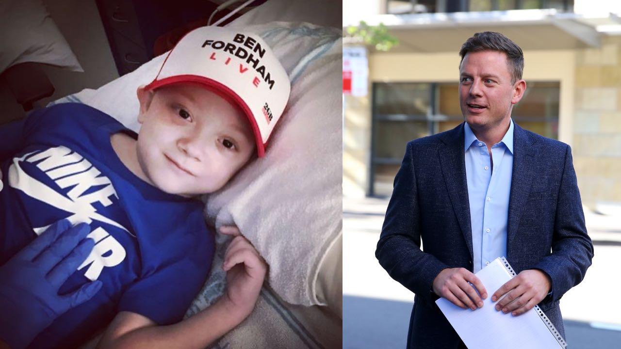 """""""My little mate"""": Ben Fordham shares devastating loss"""