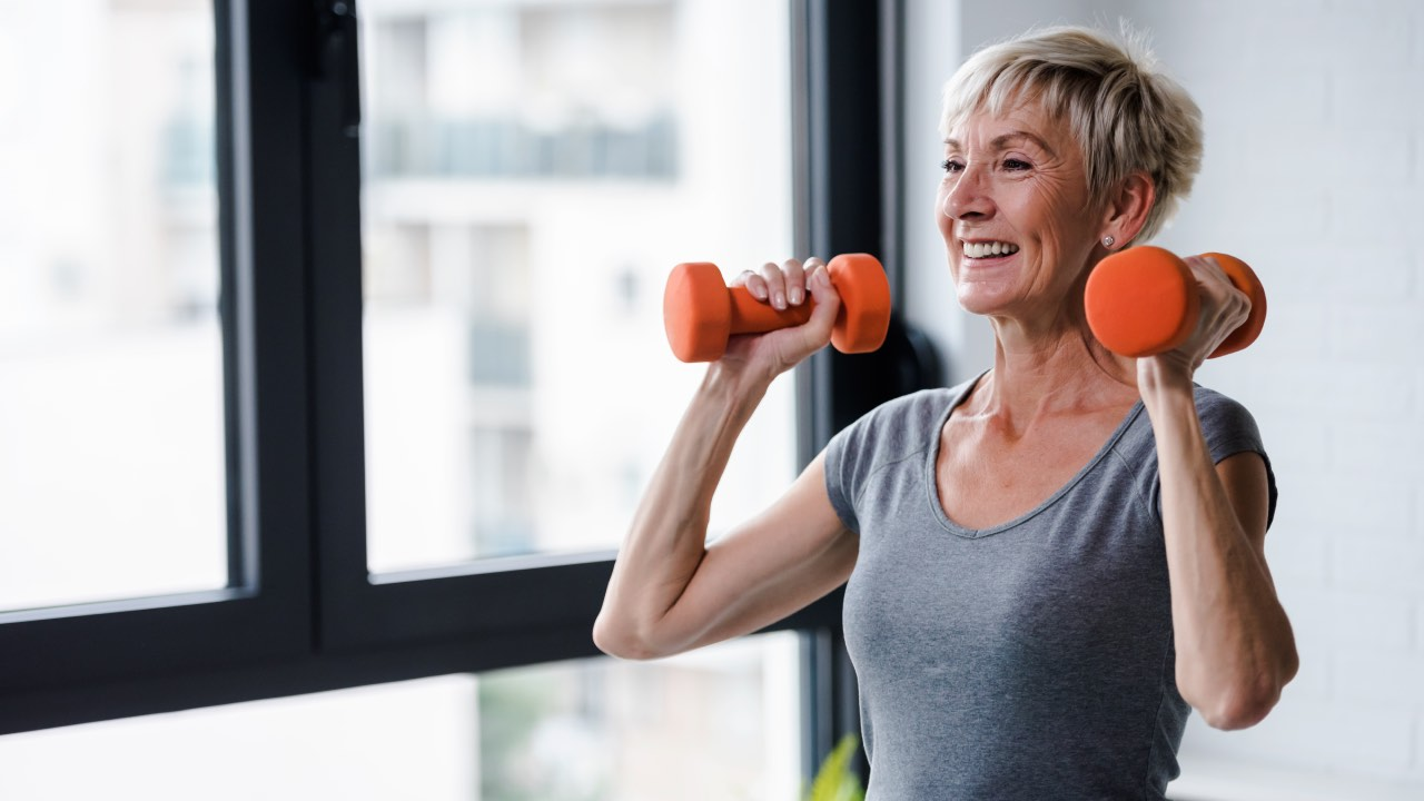8 health problems that can be improved with strength training