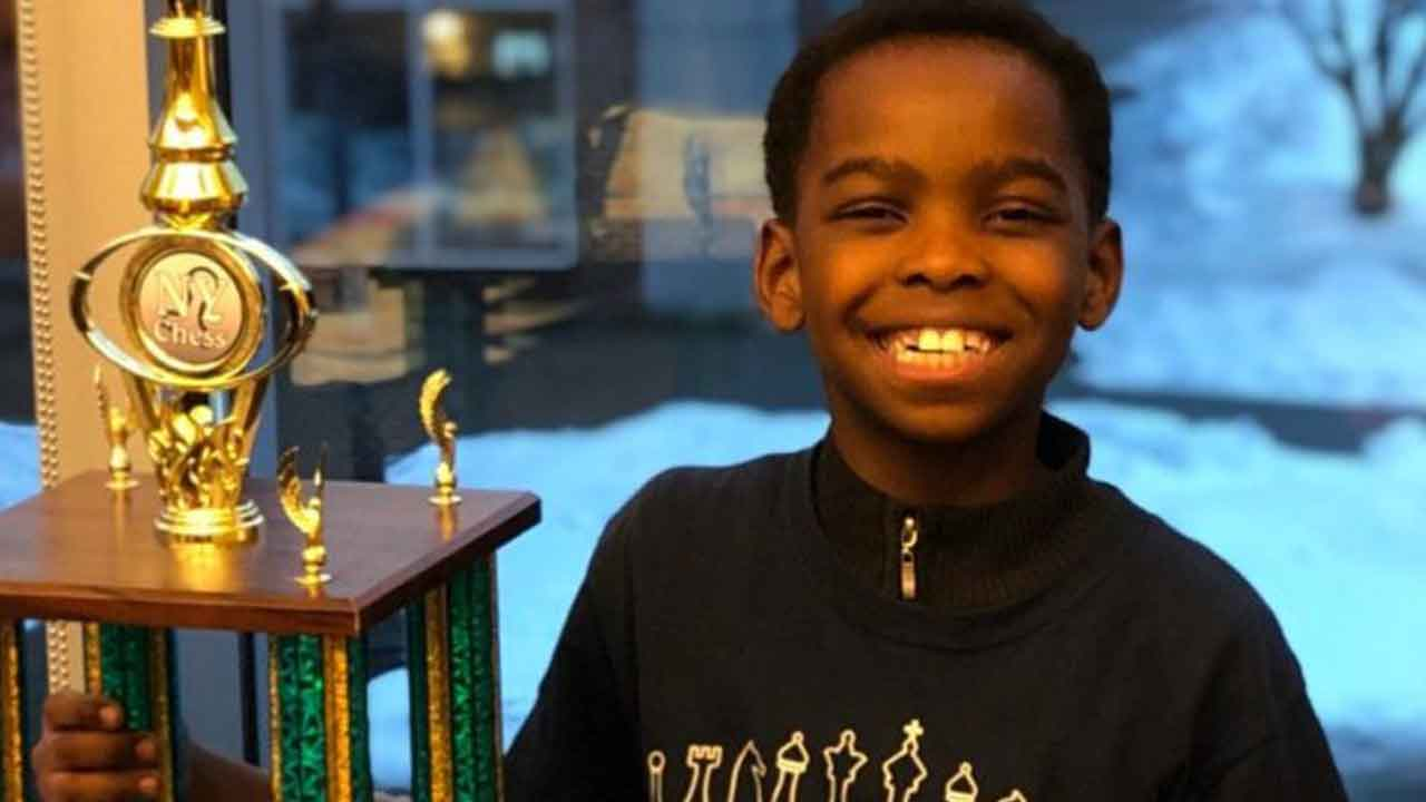 King in the making: Child chess prodigy plays his way off the streets