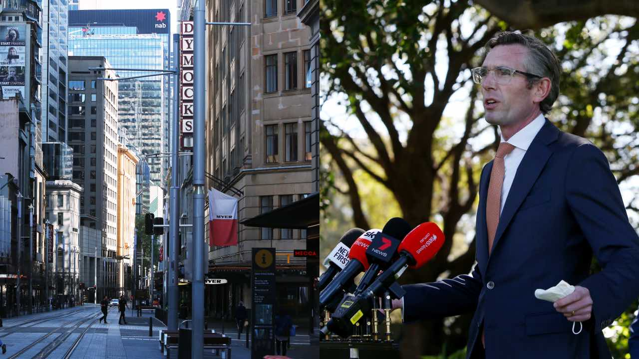 """""""Major relief"""": Dom outlines massive changes to NSW roadmap"""