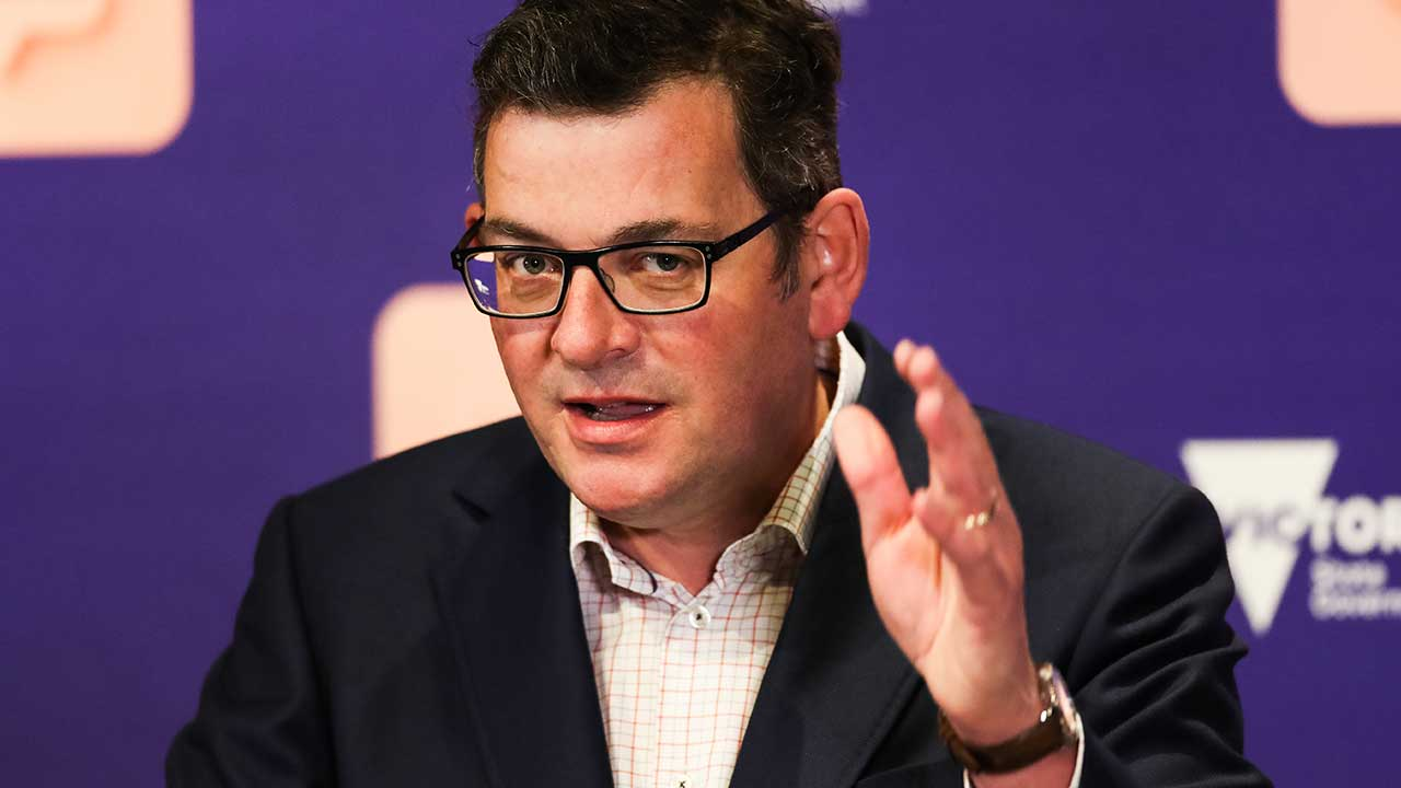 Dan Andrews stands firm after calls for resignation