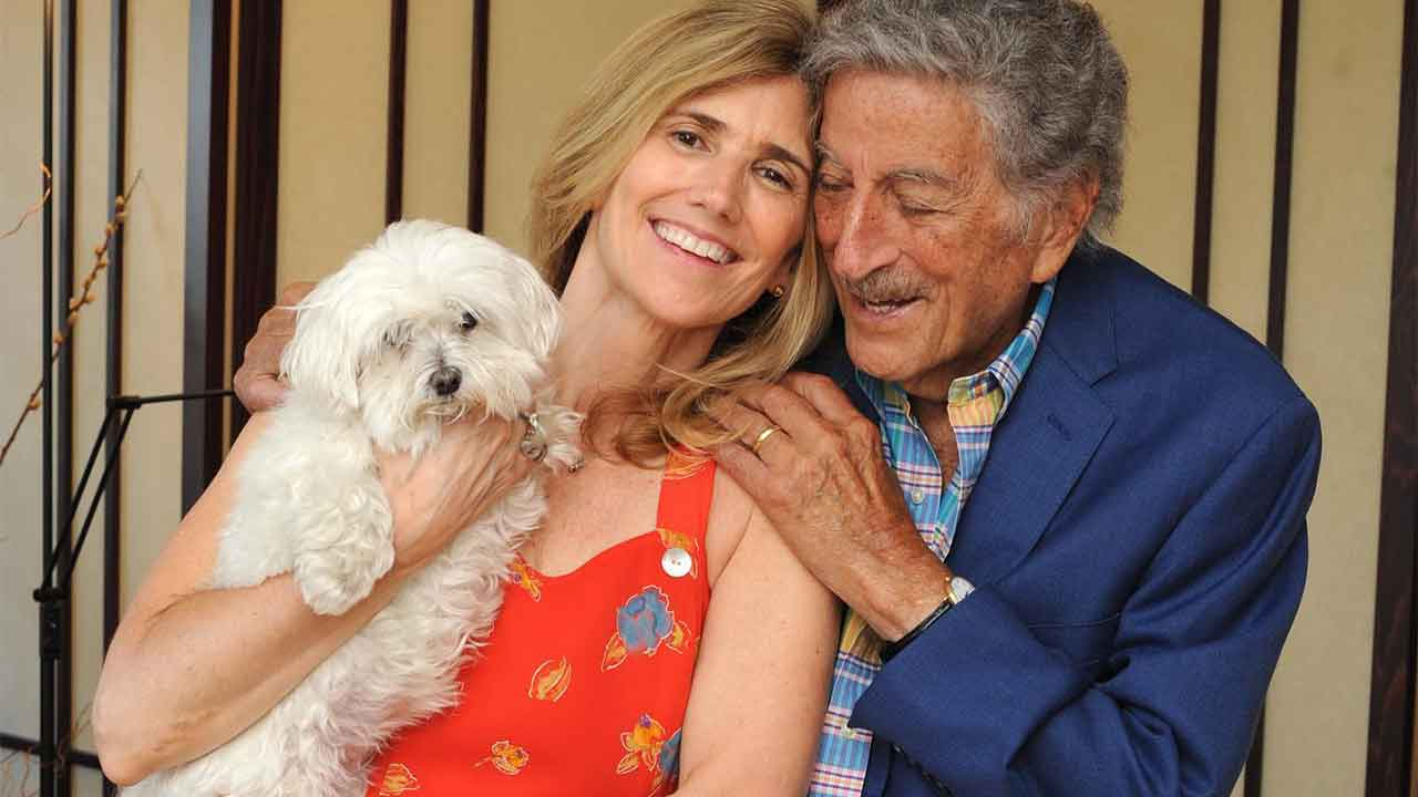 """""""He doesn't know he has it"""": Susan Benedetto on Tony Bennett's diagnosis"""