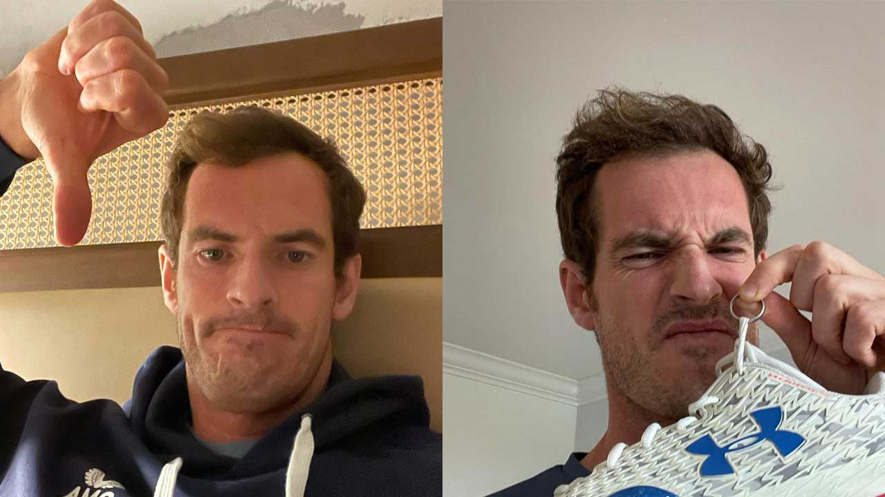 Andy Murray finds stolen wedding ring after issuing plea on social media