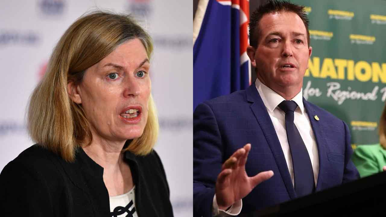 NSW Deputy Premier counters claims road map changes weren't endorsed
