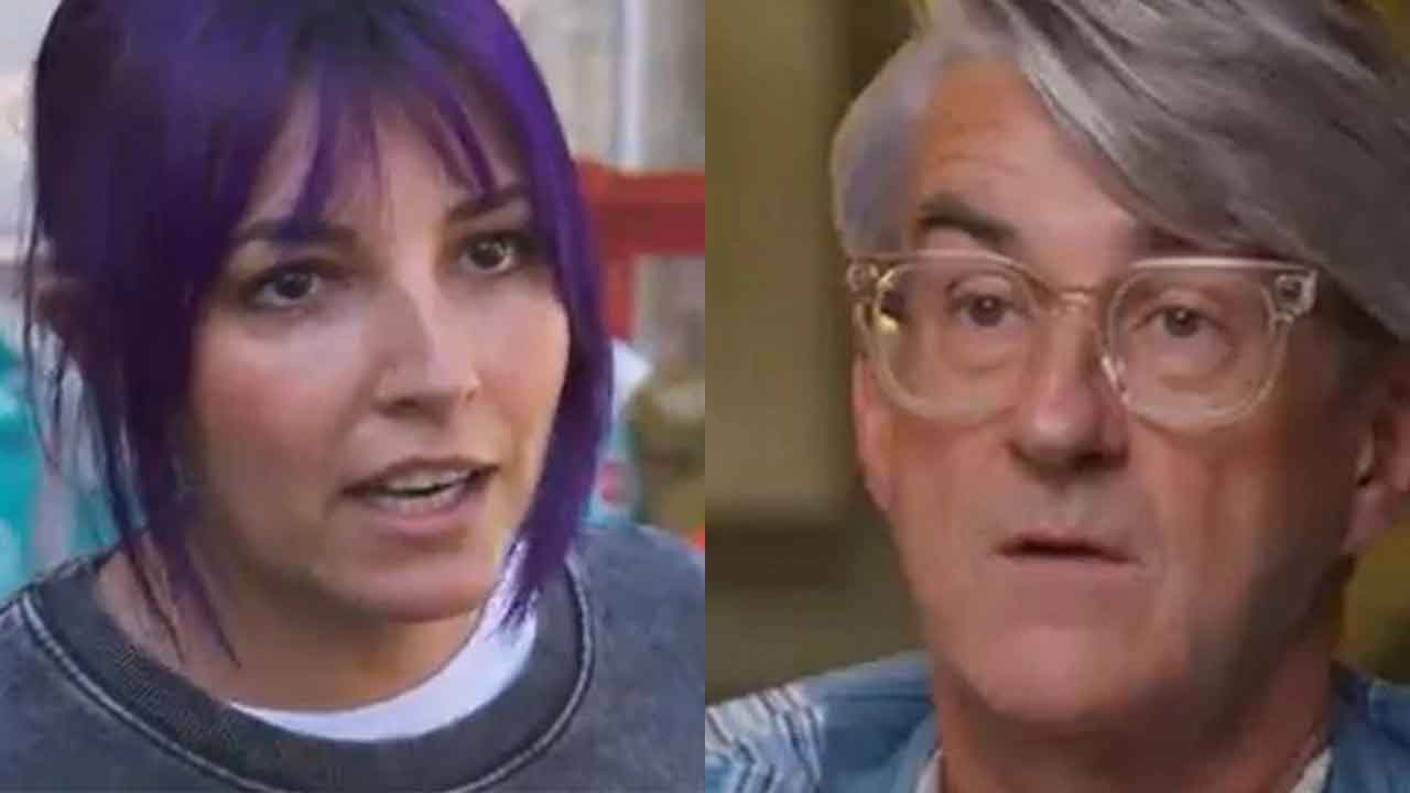 Tanya and Mark face off over Block cheating drama