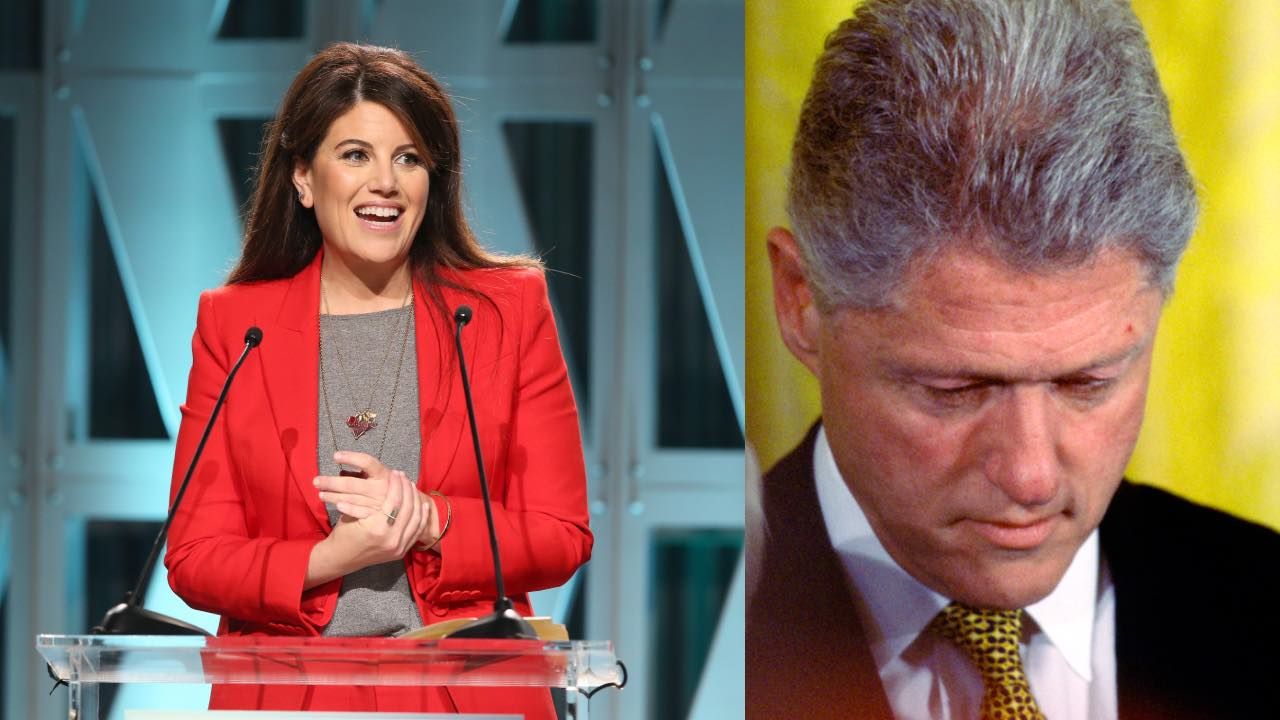 Monica Lewinsky discusses her mental health during the Clinton scandal