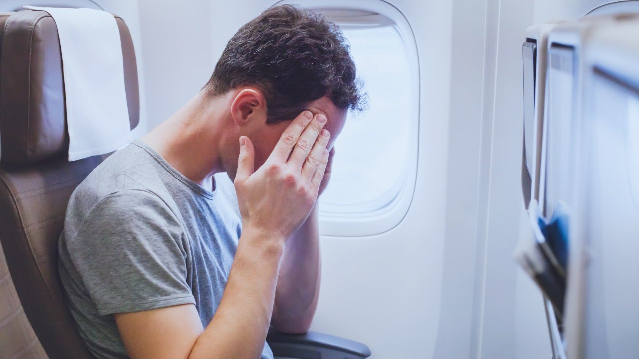 Why jetlag is worse flying east