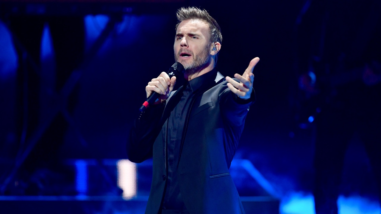 Christmas album in the works for Gary Barlow