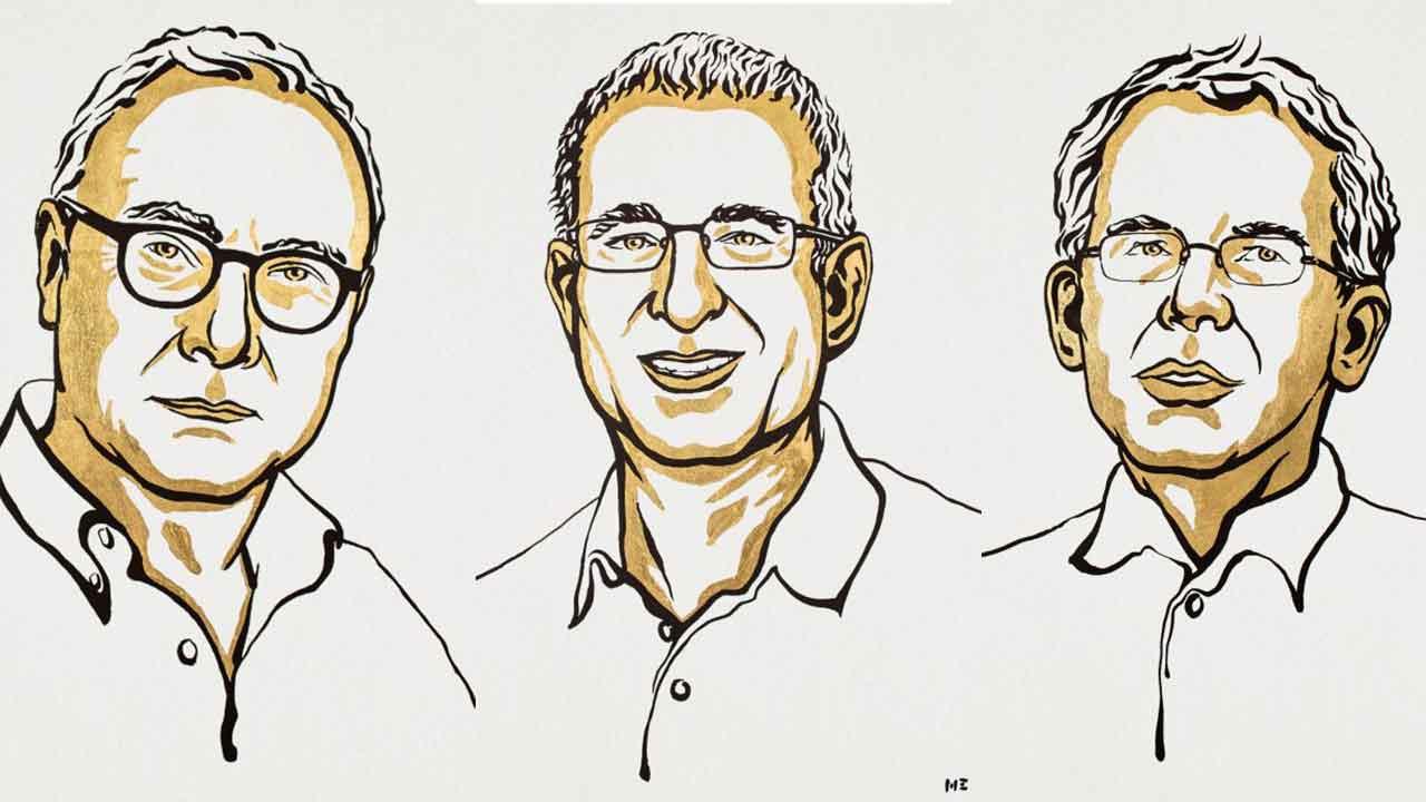 Tragic loss for Nobel Prize winners