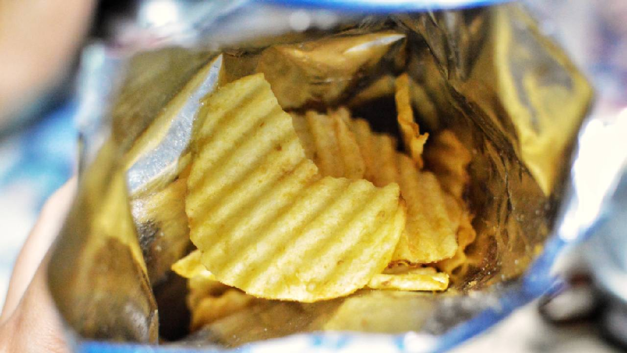 Junk food linked to gut inflammation