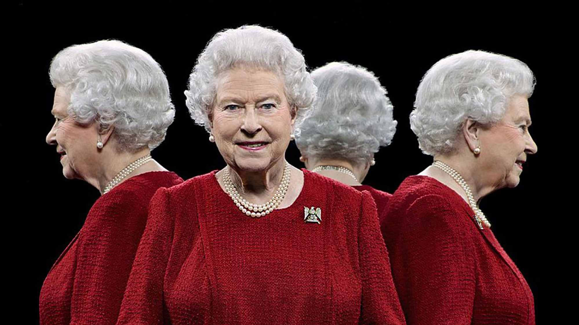 Amazing new photos of the Queen like you've never seen her