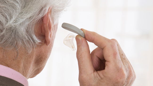 How to adjust to a new hearing device