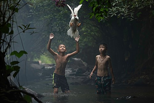 National Geographic Photo 2015 Fourth Place