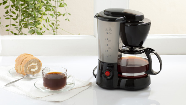 Coffee machines harbour alarming germs