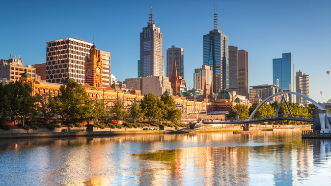 Australian city named world's most liveable